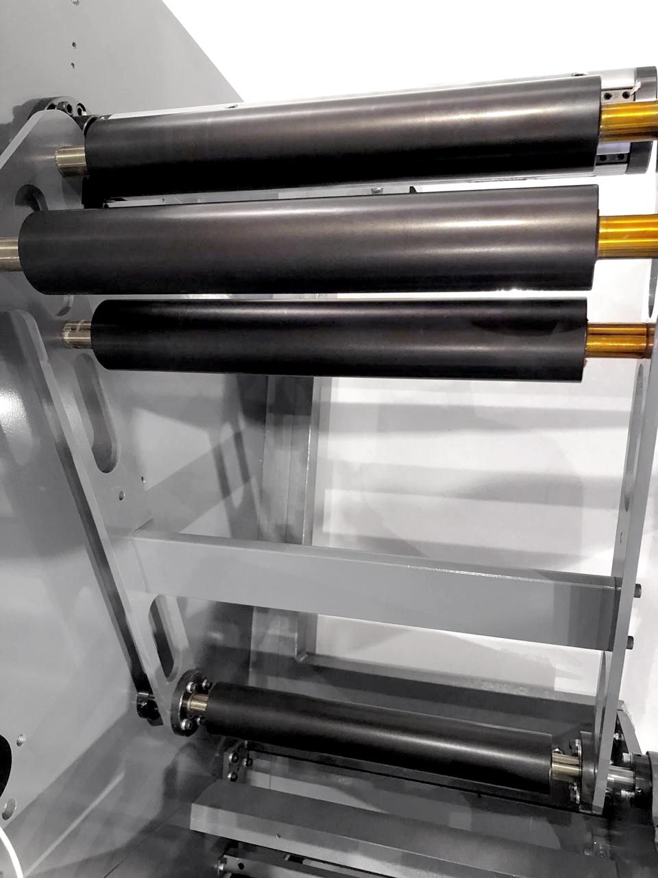 Compactador de Bobina (Enrolador)