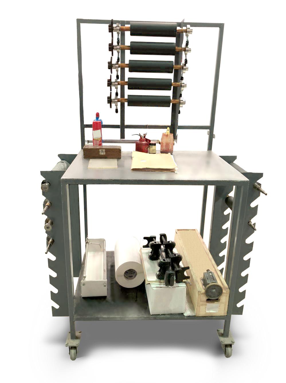 Bancada do Impressor