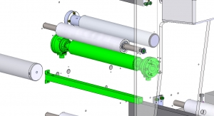Load Cell highlighted in green